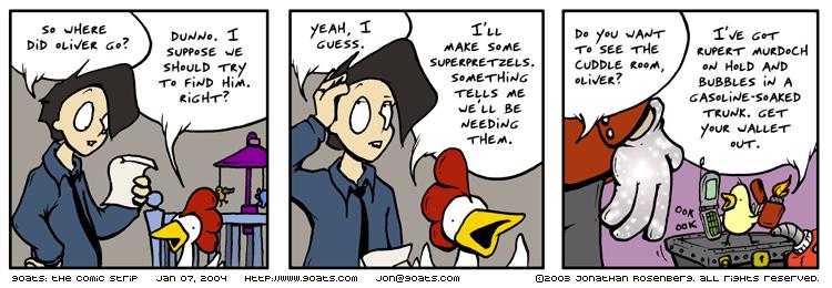 Superpretzels