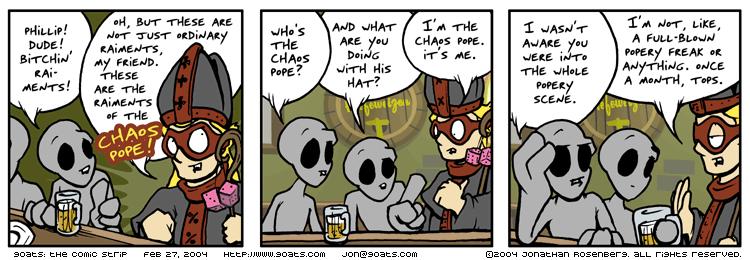 Bitchin' Raiments